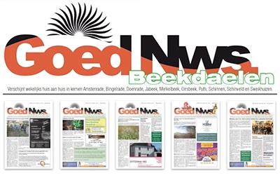 Weekblad Goed Nieuws WEEKBLAD GOED NIEUWS