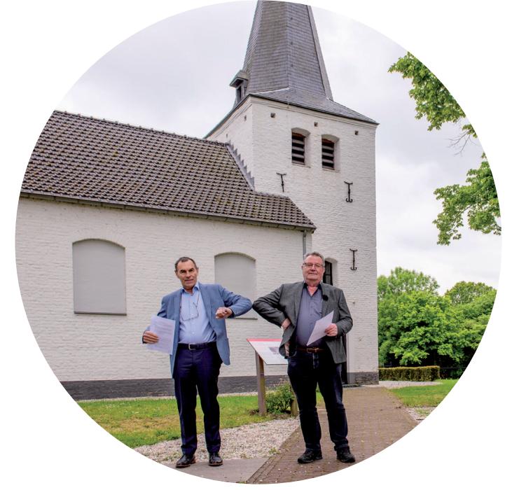 Reconstructie omgeving Clemensdomein Weekblad Goed Nieuws