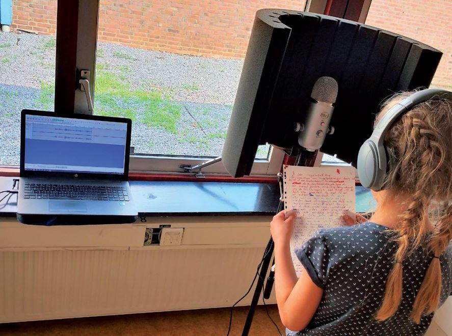 Workshop Kinderpodcast Weekblad Goed Nieuws