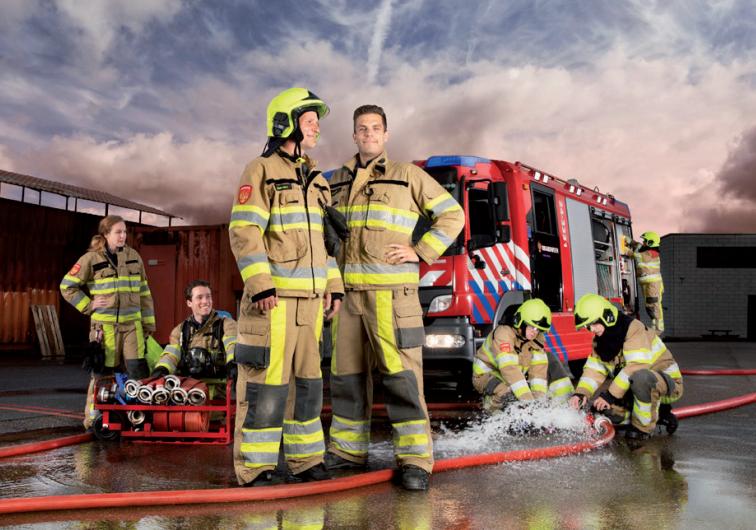 Maak jezelf onmisbaar! Brandweerkazernes Hulsberg, Schinnen en Schinveld zoeken vrijwilligers. Weekblad Goed Nieuws